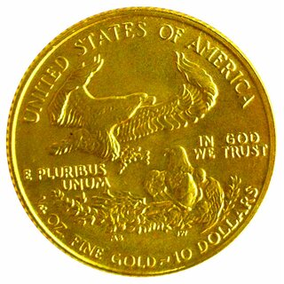 1/4 Unze Gold American Eagle