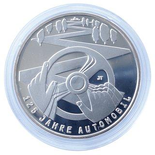 10 Euro Deutschland 2011 125 Jahre Automobil Pp