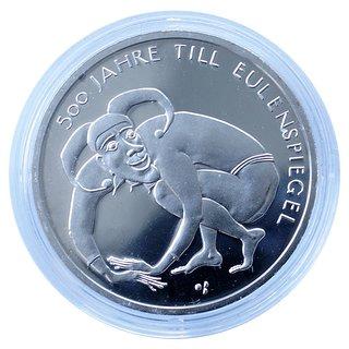 10 Euro Deutschland 2011 500 Jahre Till Eulenspiegel Pp 1550